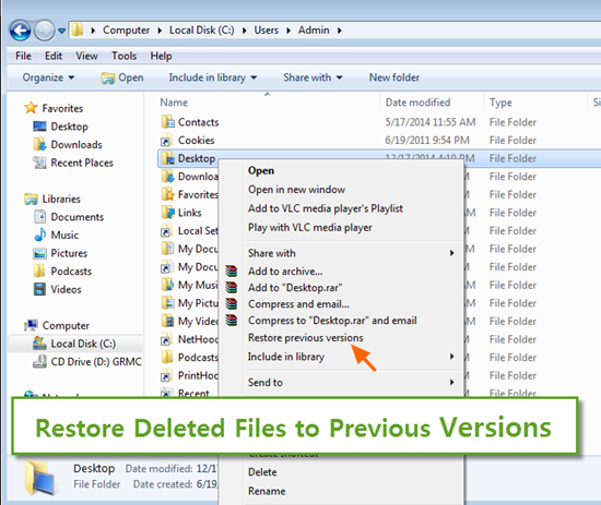 How To Recover Permanently Deleted Files In Windows Pc